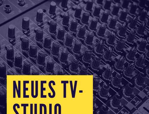 Creaunion GmbH mit neuem TV-Studio