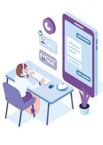 Perfekte Kommunikation und Zusammenarbeit mit onAcadamy E-Learningplattform