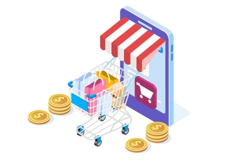 Onlineshop und Shopfunktion auf onAcademy