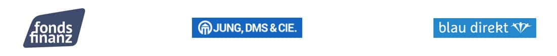 Referenzen Partner fondsfinanz Jung,DMS&CIE blau direkt