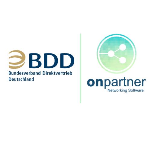 Bundesverband Direktvertrieb Deutschland onPartner Logo