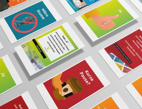 Die neuen WebCo Cards